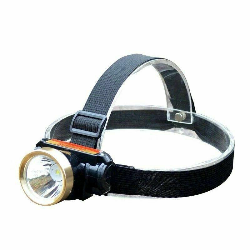 5000LM USB Waterproof HeadLamp Head Light Charger