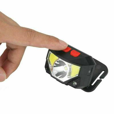 5X 85000Lm LED Headlamp Headlight Rechargeable Head Lamp Torch