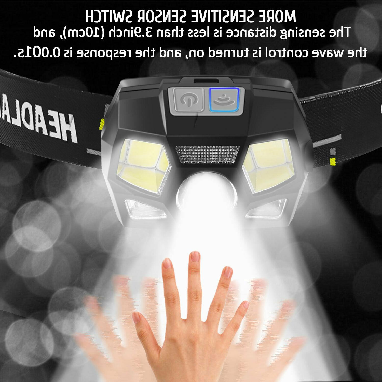 LED Headlight Camping Waterproof