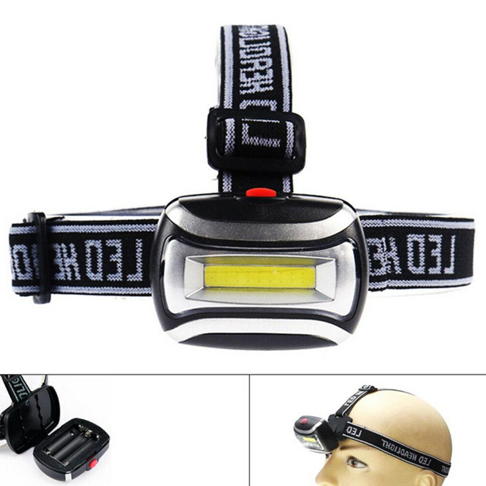 600lm led camping fish headlamp headlight head