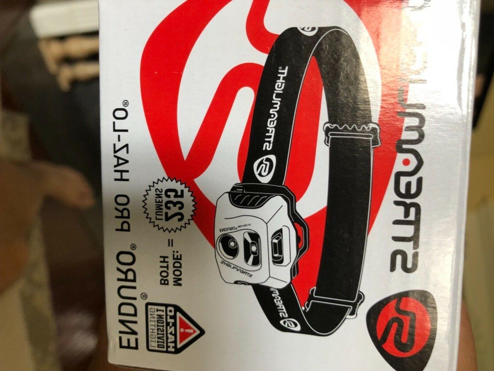 61421 enduro pro headlamp 3 aaa elastic