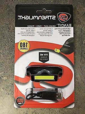 61702 bandit ultra compact usb rechargeable headlamp