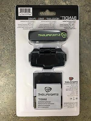 Streamlight 61702 Bandit Ultra Compact USB Rechargeable Black - Modes