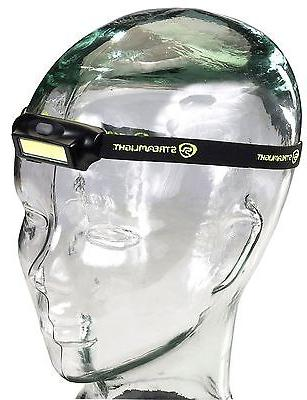 Streamlight 61702 Compact USB Headlamp Black