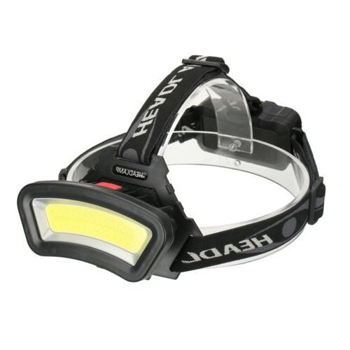 Waterproof 90000LM LED Headlamp Headlight Flashlight Head To