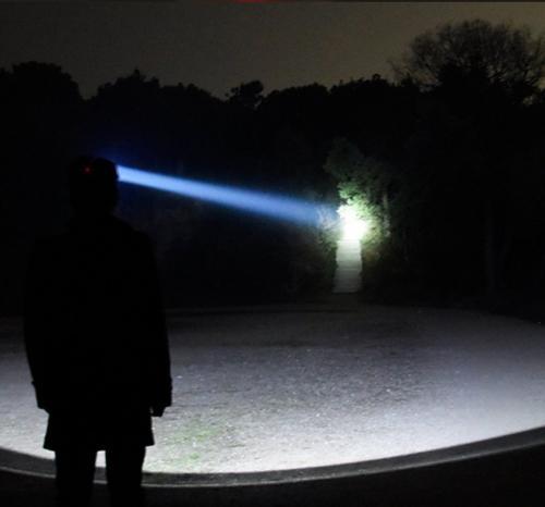 990000LM 11X LED Headlight Flashlight