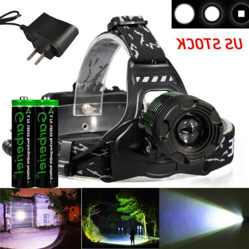 990000LM LED +Charger