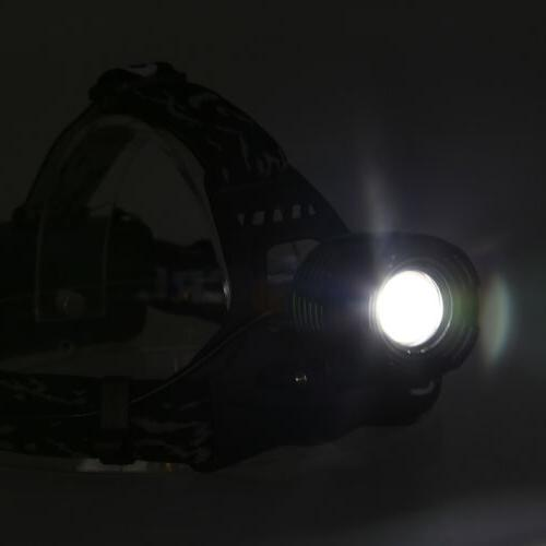 990000LM Zoomable Headlamp Torch 3