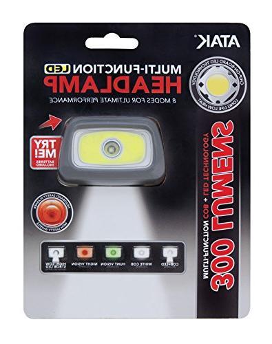 ATAK 372-300 Lumen Multi-Function COB