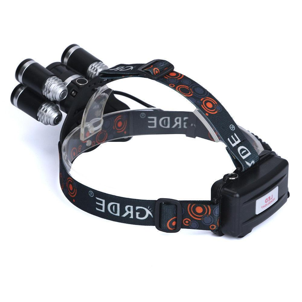 Super-bright XM-L Headlamp Headlight