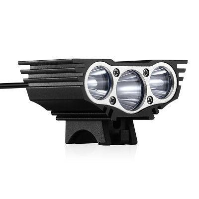 WINDFIRE 1800 Lumens CREE XM-L T6 LED Waterproof 3 Modes Des