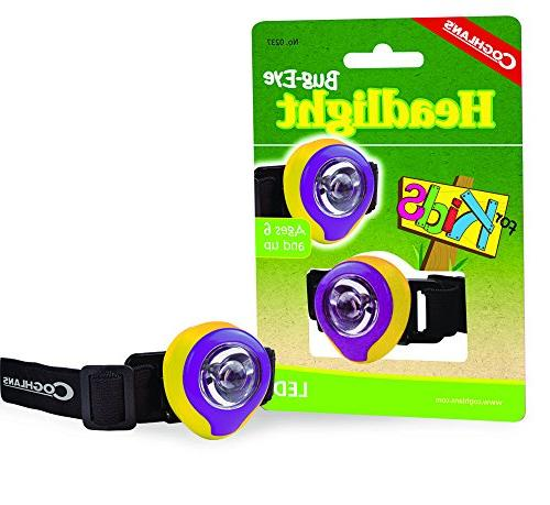 Coghlans 237 Bug-Eye Headlight For Kids