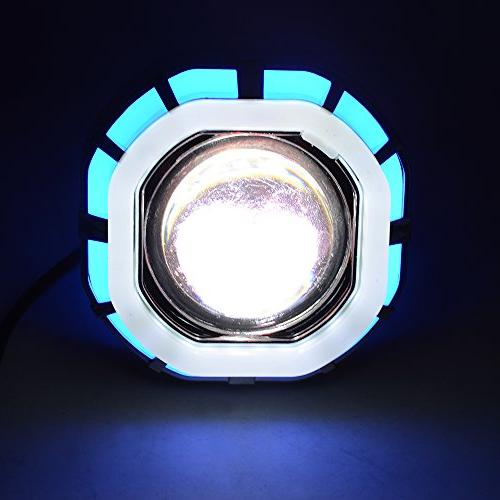 cool double aperture headlamp internal