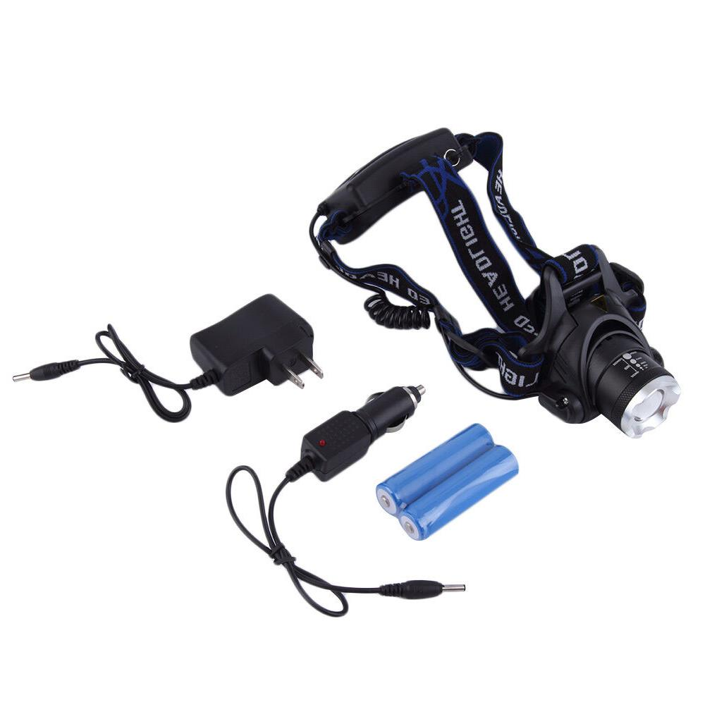4000LM XM-L LED Focus Zoomable + +