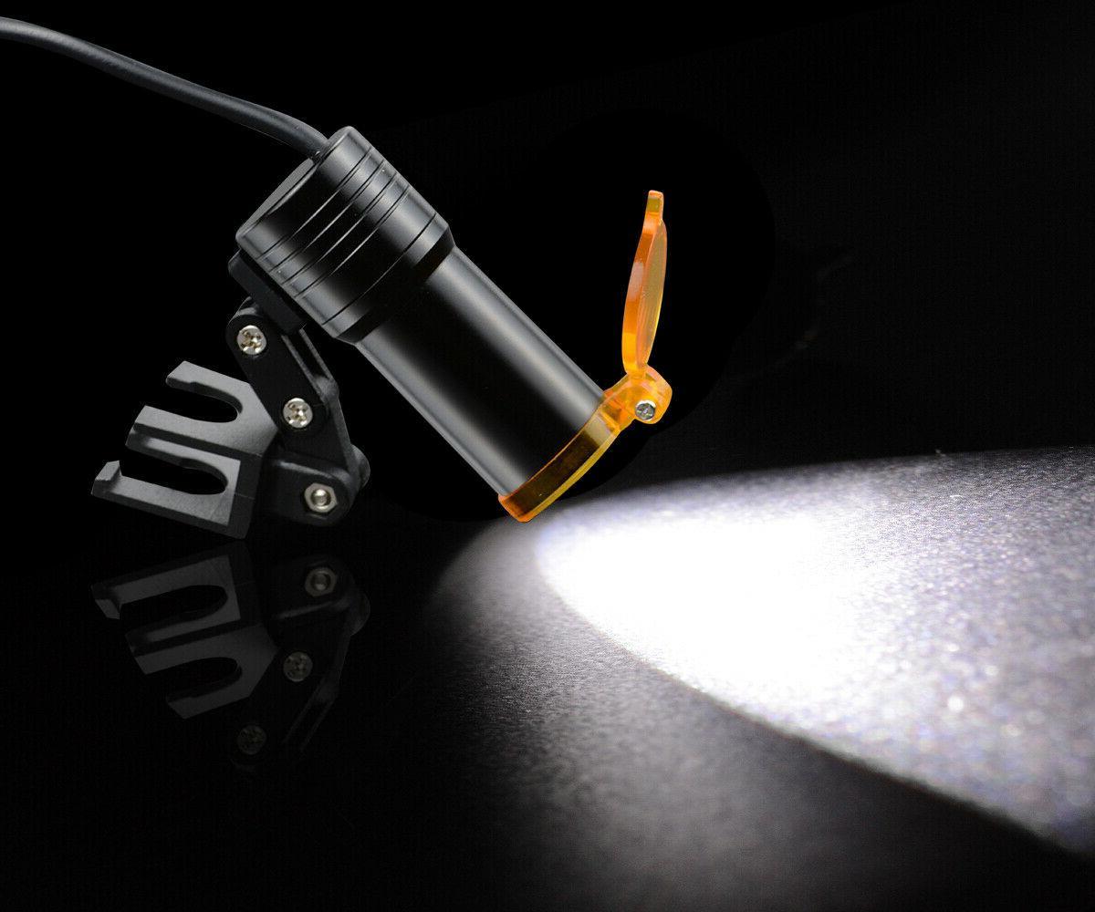 Dental 5W Surgical Binocular Plastic Clip CE+A