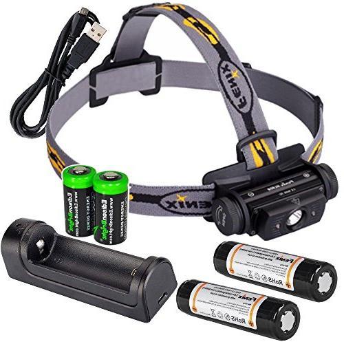 fenix hl60r usb rechargeable cree