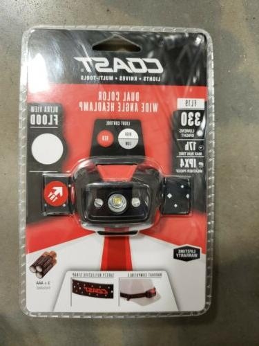 fl19 headlamp 21586 led 330 lumens dual