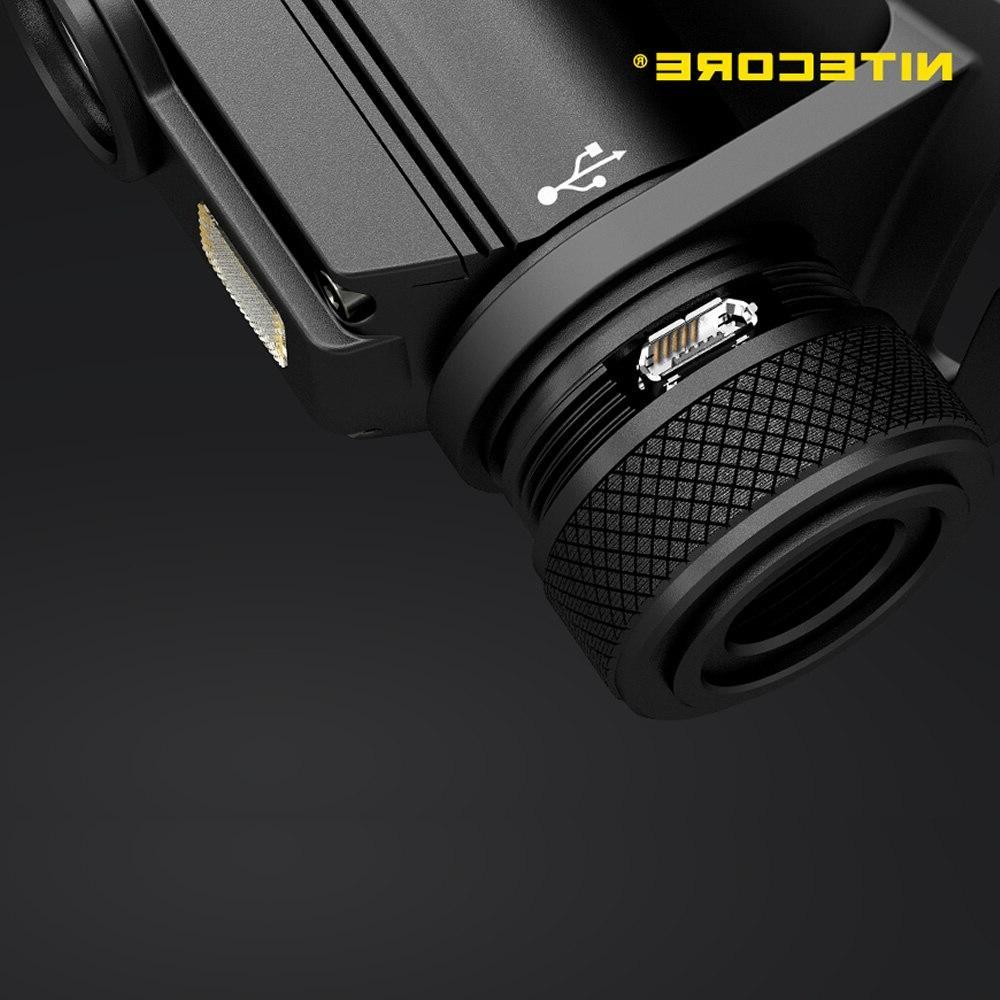 <font><b>Nitecore</b></font> HC65 18650 LED 1000LM Shipping