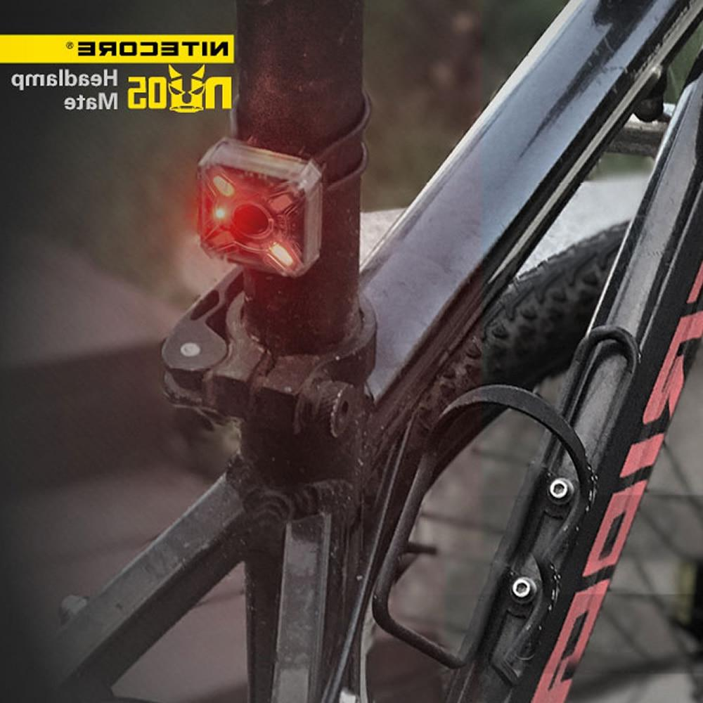 <font><b>Nitecore</b></font> 35 Lumen Light Lightweight Rechargeable Cycling