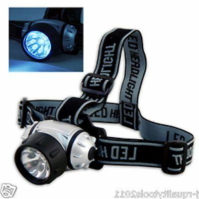 hands miner head lamp light