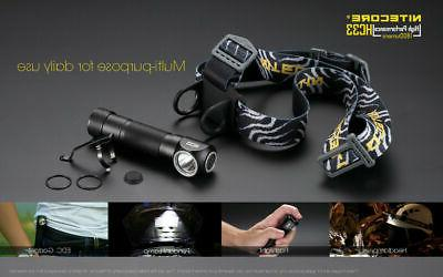 Nitecore HC33 - 1800 Lumens LED w/ Battery Box