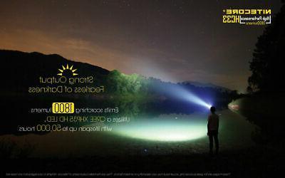 - LED w/ Box