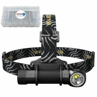 hc33 headlamp 1800 lumens cree led w