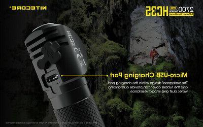 NITECORE HC35 USB