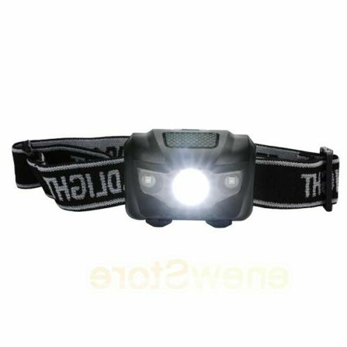 Head Led Flashlight Headlamp