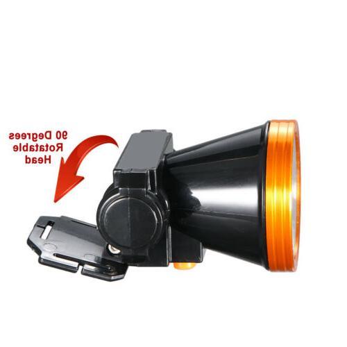 Head LED Rechargeable Headlamp Flashlight Headlight Camping Fishing