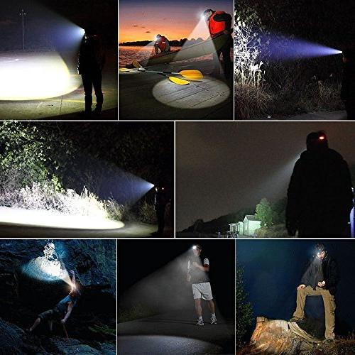 Generic Lumens LED Torch with and Hiking Hunting
