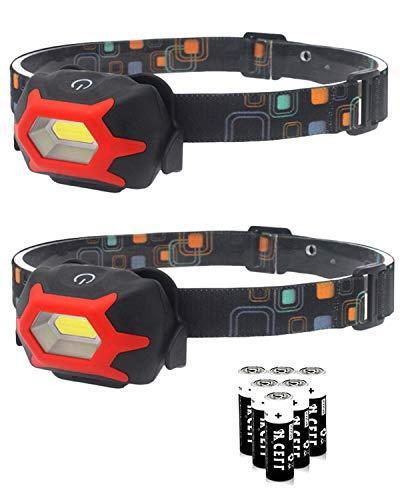 headlamp flashlight single mode super