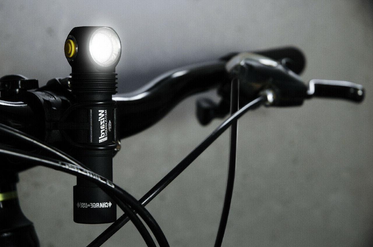 Headlamp Flashlight v3 Torch Battery