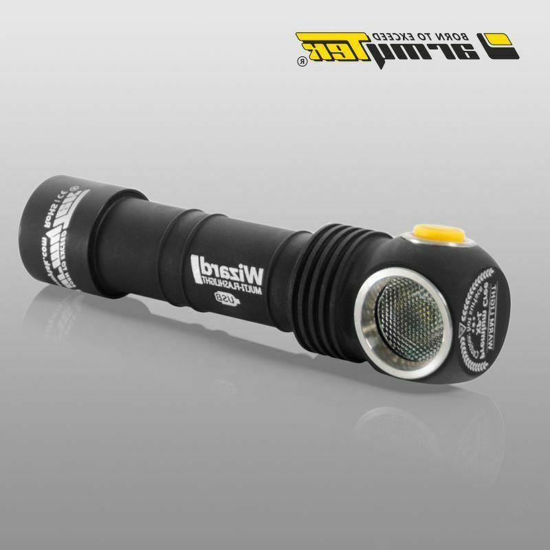 headlamp flashlight wizard v3 xp l led