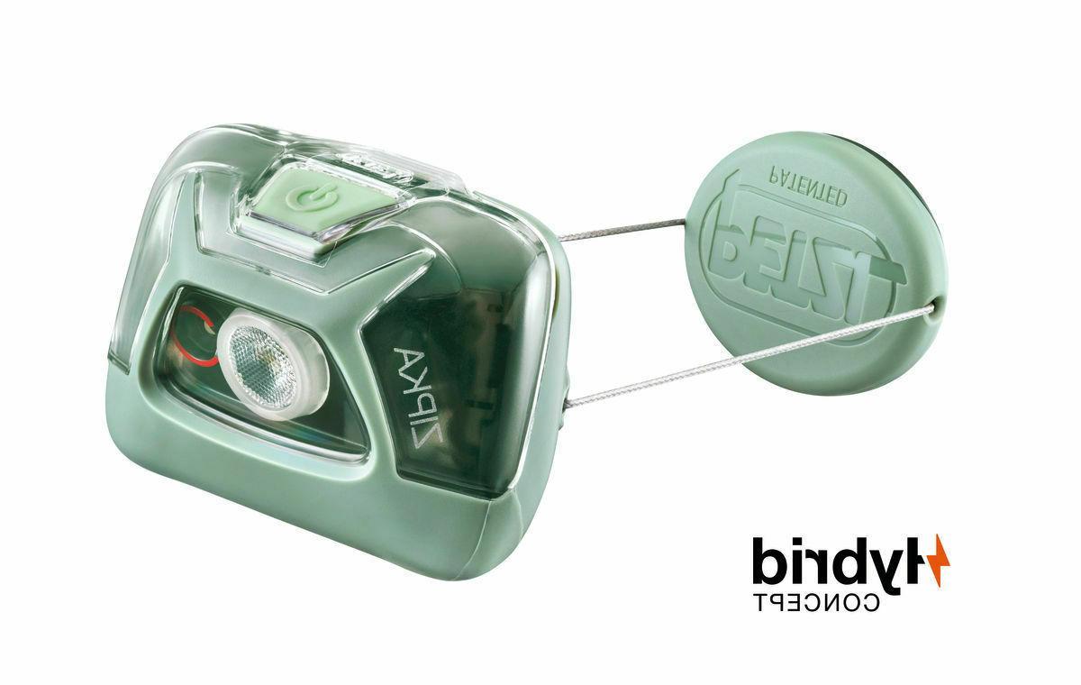 Petzl Headlamp Zipka 300 Lumens Hybrid 2020 Model