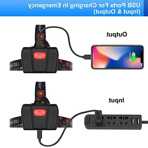 VICTONYUS Free USB with Running, Walking, Camping,