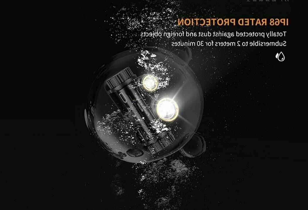 Headlamps HM65R 1400 Lumens