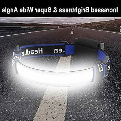 Headlamps Led With Headband And Touch