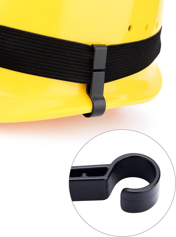Hestya Headlamp Clips Clips for Helmets,