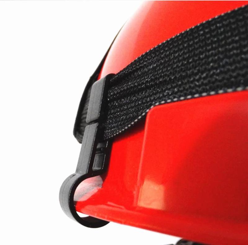 Hyamass 50pcs Helmet for Headlamp Clip