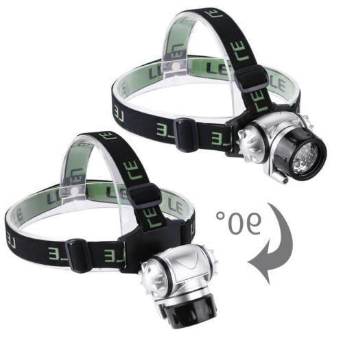 le cree headlamp led flashlight for camping