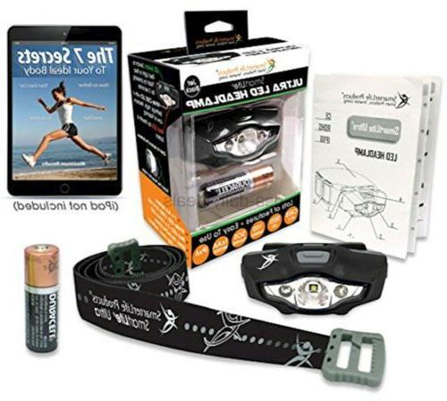 SmarterLife Products LED Flashlight - and Lamp