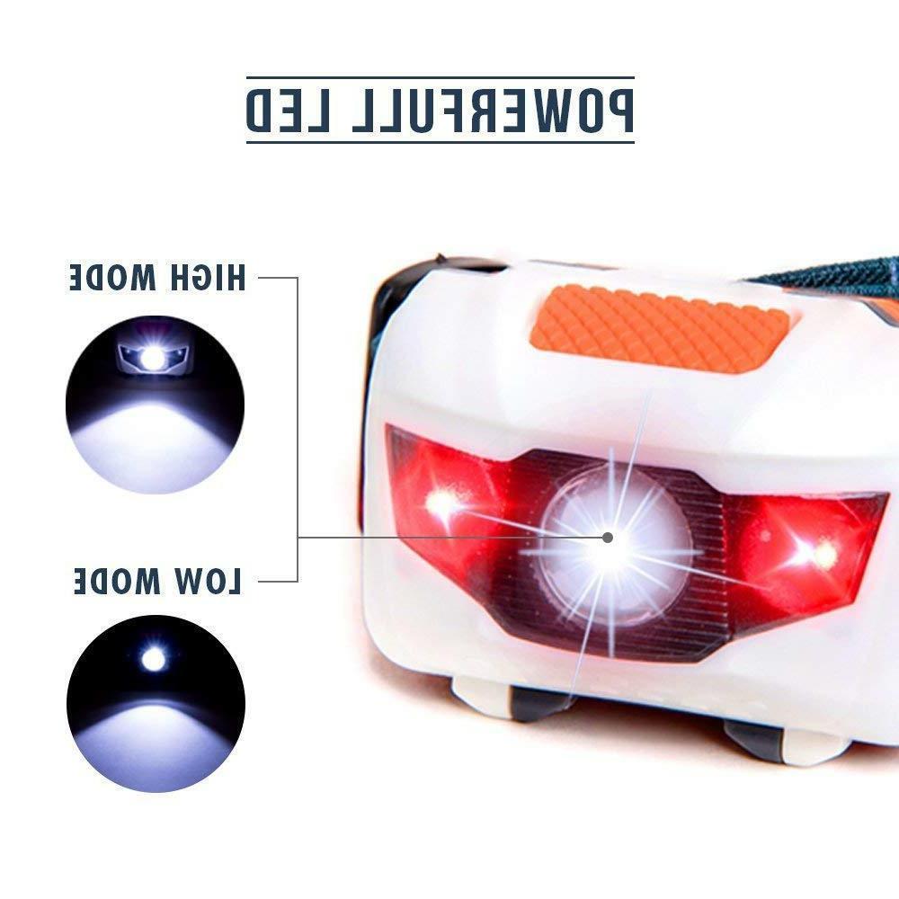 LED Headlamp Batteries