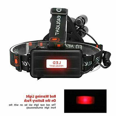 LED 5 Lumen Rechargeable Waterproof H