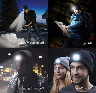 LED Hat Headlamps Improvement
