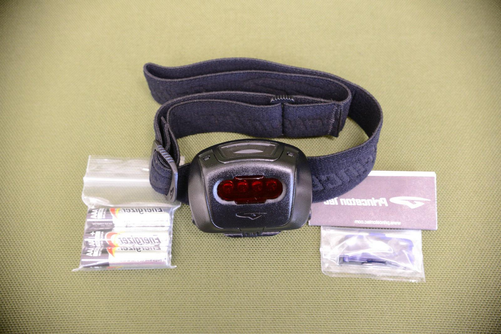 military quad 4 tactical led medical headlamp