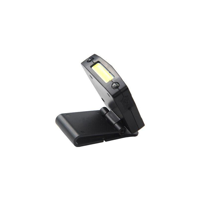 Mini COB sensor light rechargeable cap <font><b>clip</b></font> outdoor lighting lanterna Led