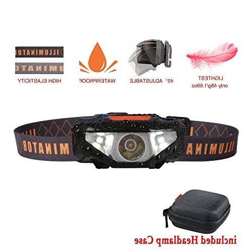 mini headlamp flashlight