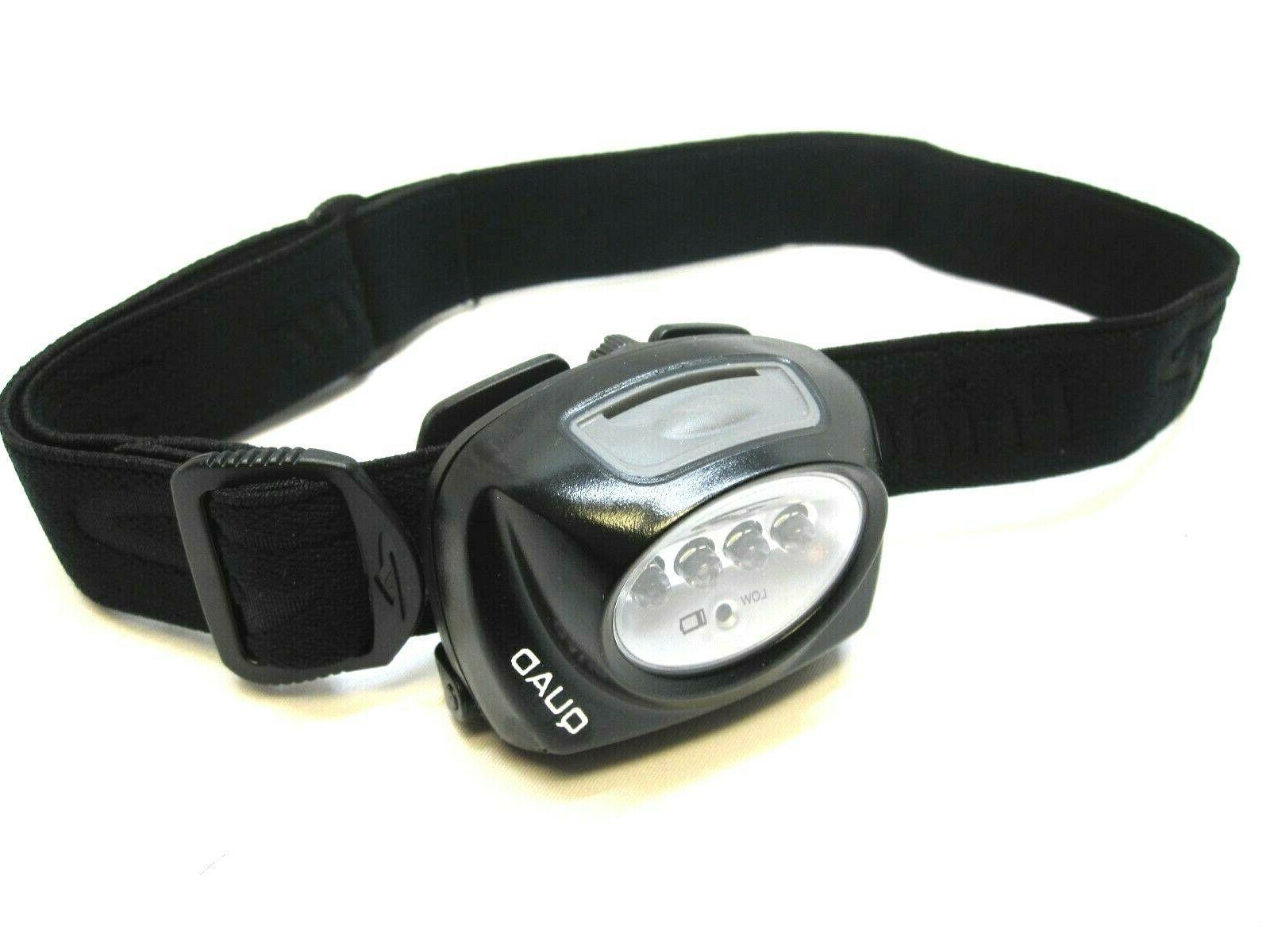 NEW LED LED MOUNTED FLASHLIGHT BK-USA