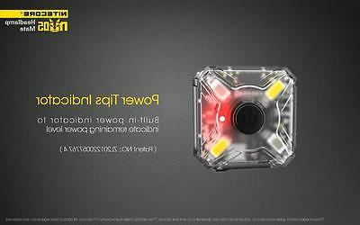 Nitecore NU05 35 White & USB Rechargeable Light